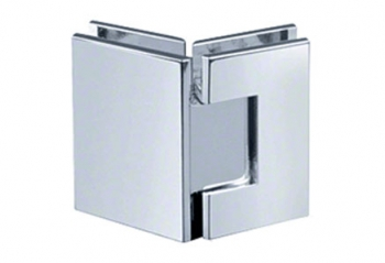 135 Degree Glass to Glass Mount Hinges