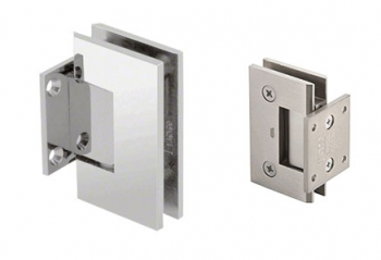 Geneva 074 Wall Mount Short Back Plate Hinge