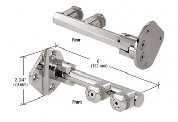 Arctic Series Wall Mount Hinges