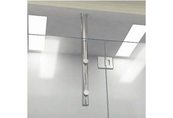 Frameless Vertical Post Systems