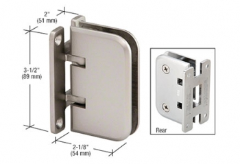 Estate Series Wall Mount Hinges
