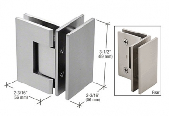 Geneva Series Glass-to-Glass Mount Hinges