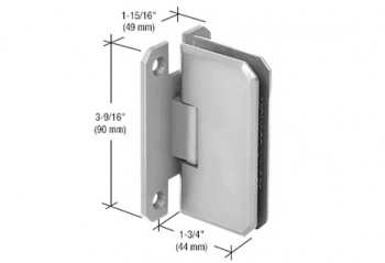 Monaco Series Wall Mount Hinges