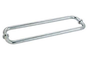 CRL BM Back-to-Back Towel Bars with Metal Washers