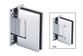 CRL Melbourne Series Wall Mount Hinges